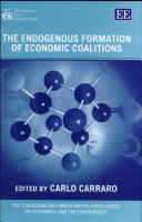 The Endogenous Formation of Economic Coalitions