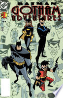 Batman Gotham Adventures 1998 1