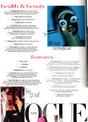 Vogue Book