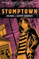 Stumptown Volume 2: The Case of the Baby in the Velvet Case