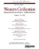 Western Civilization PDF