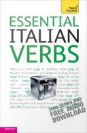 Essential Italian Verbs