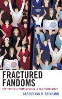 Pdf Fractured Fandoms