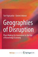 Geographies of Disruption