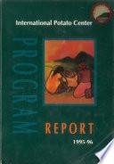 Program Report 1995 96  Book