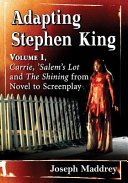 Adapting Stephen King