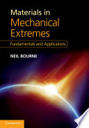 Materials in Mechanical Extremes Book