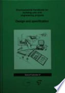 Environmental Handbook For Building And Civil Engineering Projects Design And Specification Book PDF