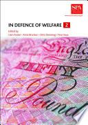 In defence of welfare 2