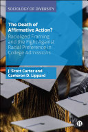 The Death of Affirmative Action