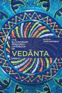 The Bloomsbury Research Handbook of Vedanta