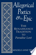 Allegorical Poetics and the Epic
