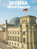 German Word Search Book For Adults