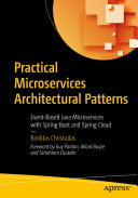 Pdf Practical Microservices Architectural Patterns Telecharger