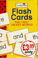 Flash Cards : the First 100 Key Words