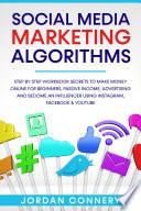 Social Media Marketing Algorithms Book