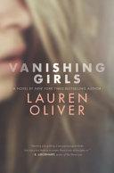 Vanishing Girls  international mass market edition