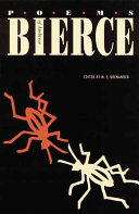 Poems of Ambrose Bierce ebook