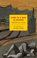 Diary of a Man in Despair [Pdf/ePub] eBook