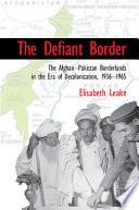 Download The Defiant Border Book