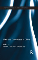 Elites and Governance in China [Pdf/ePub] eBook