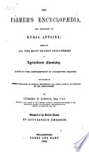 The Farmer's Encyclopaedia and Dictionary of Rural Affairs