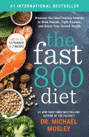 The Fast800 Diet Pdf/ePub eBook