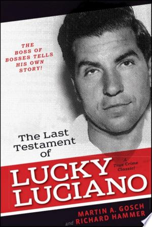 Download The Last Testament of Lucky Luciano Free Books - manybooks-pdf