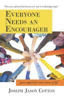 Everyone Needs an Encourager