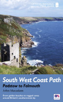 South West Coast Path  Padstow to Falmouth