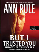 But I Trusted You Book PDF