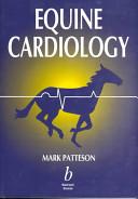 Equine Cardiology Book PDF