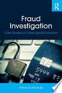 Fraud Investigation Book PDF