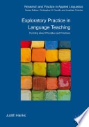 Exploratory Practice In Language Teaching