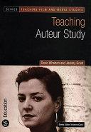 Teaching Auteur Study
