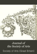 Journal of the Royal Society of Arts