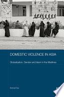 Domestic Violence In Asia