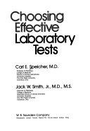 Choosing Effective Laboratory Tests