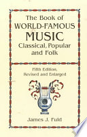 The Book of World-famous Music