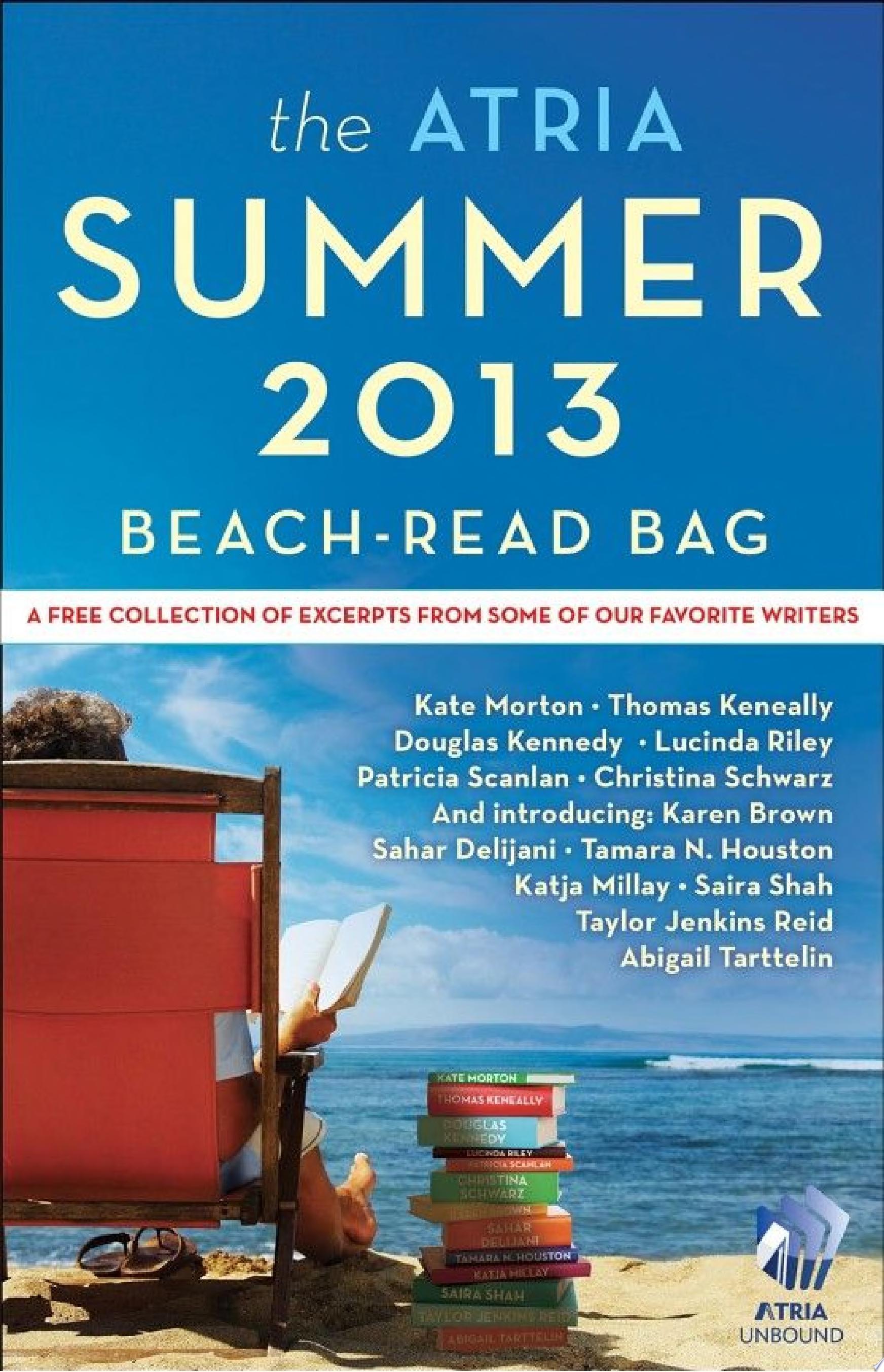 The Atria Summer 2013 Beach Read Bag