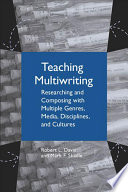 Teaching Multiwriting Book PDF