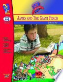 James   the Giant Peach Lit Link Gr  4 6