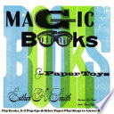 Magic Books & Paper Toys