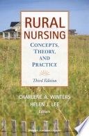 Rural Nursing, Third Edition