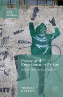 Pdf Power and Resistance in Prison Telecharger