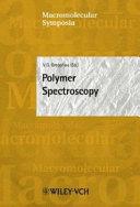 Polymer Spectroscopy