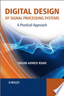 Digital Design Of Signal Processing Systems Book PDF