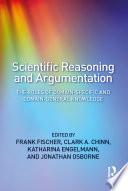 Scientific Reasoning and Argumentation