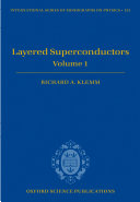 Layered Superconductors