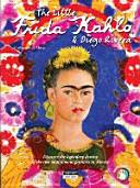 Little Frida Kahlo and Diego Rivera